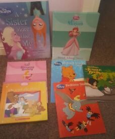 7 x Disney books