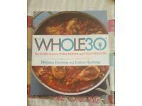 New Whole 30 recipe book