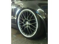 "BBS Audi Speedline 19"" wheels for Audi vw seat Skoda"