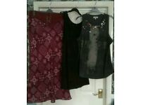 Ladies clothing (size 16) x 12 items