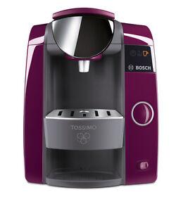 Bosch Tassimo Joy T43 Multi-Getränkeautomat, Passion Purple, NEU, OVP !