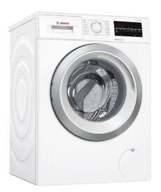 Brand New BOSCH Series 6 WAT28450GB 9 kg 1400 Spin Washing Machine - White