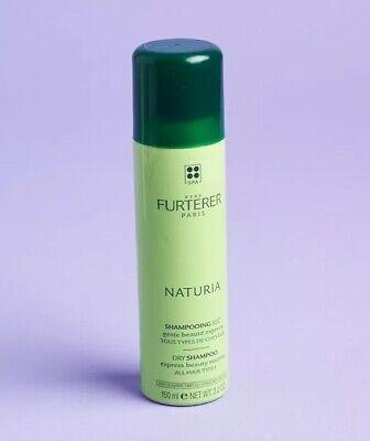 Rene Furterer NATURIA Dry Shampoo 3.2 oz 150ml ~ Brand New! $28 Value!! 💚