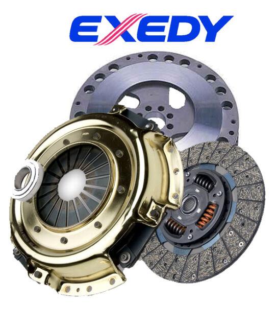 Exedy SAFARI TUFF Nissan Patrol GU 3.0L ZD30T Clutch Kit Inc Flywheel 99~10/04