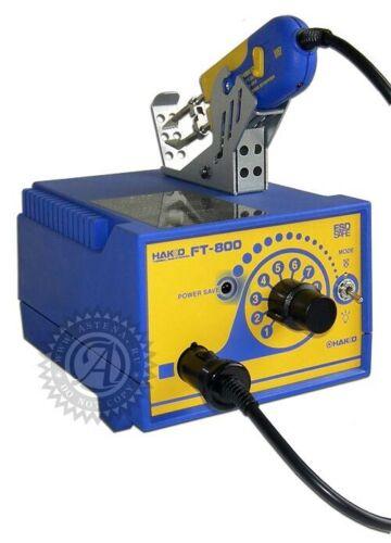 * NEW* Hakko FT-800 Thermal Wire Stripper Power Supply W/ Hand Piece Pace Indust