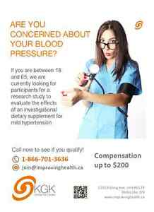 Have you checked your blood pressure lately?
