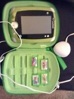 Leap pad 2, with charger and 4 games