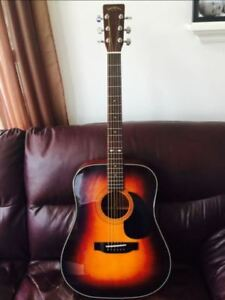 To Buy back a Sigma DM4S Acoustic I sold in 2016
