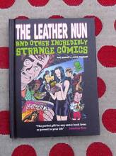 THE LEATHER NUN - And Other Incredibly Strange Comics Annerley Brisbane South West Preview