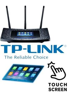 NEW TP-LINK TOUCH P5 AC1900 WI-FI GIGABIT ROUTER