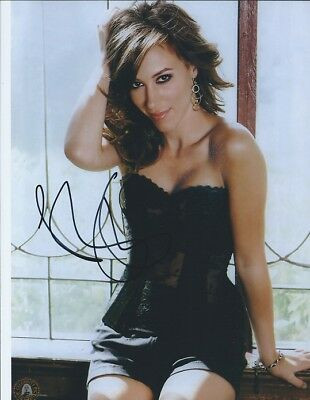 Haylie Duff Napoleon Dynamite Autographed 8X10 Photo With Coa By Cha