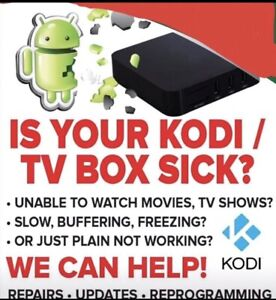 GET YOUR ANDROID BOX FIXED TODAY!