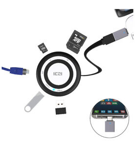 BRAND NEW 5 in 1 USB Hub