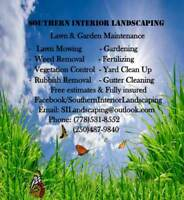 Lawn Mowing & Yard Maintenance