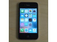 iPhone 4s 8gb perfect condition