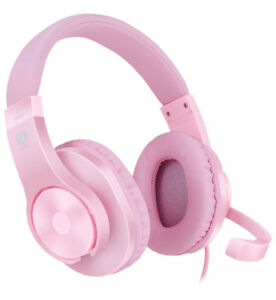 BRAND NEW Gaming Headset (Pink)