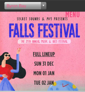 LOOKING FOR 2, 3 DAY FALLS TIX