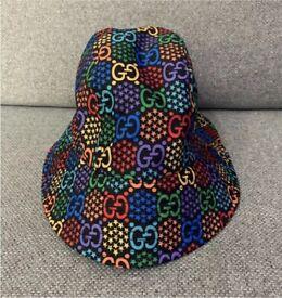 Gucci psychedelic bucket hat