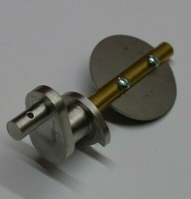 3 Hp International Ih M Throttle Butterfly Shaft Gas Engine Motor