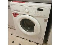 LG Washing Machine - quiet Direct Drive - 7kg Large capacity