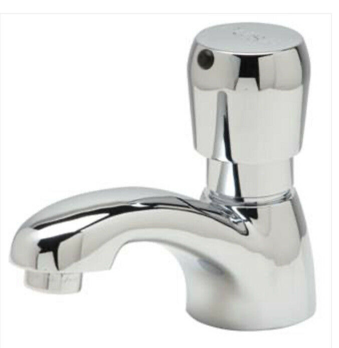 Zurn Z86100-XL AquaSpec Single Hole Metering Faucet Chrome