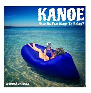 KANOE Inflatable Air Hammock - Generation 2