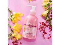 Pomegranate & Freesia Hand Wash - 250ml