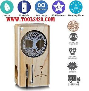 Magic Flight Launch Box Portable Vaporizer - 10% OFF + Free Shipping + Free 4pc Metal Grinder