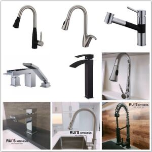 Warehouse Grand Opening SALE Top Quality Kitchen/Bath Faucets