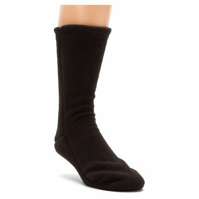 Acorn Versafit Black Unisex Socks