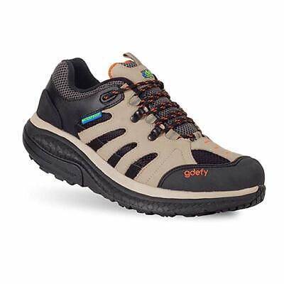 Gravity Defyer Men's G-Defy Radius Best Waterproof Hiking Boots Shoes Size 10