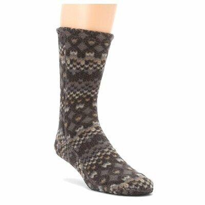 Acorn Versafit Charcoal Unisex Socks Size SM