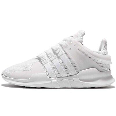 Mens Adidas EQT Support ADV Triple White Trainers (TGF29) RRP. £99.99