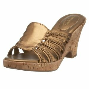 Easy Spirit Kick It Wedge Sandals -- never worn!