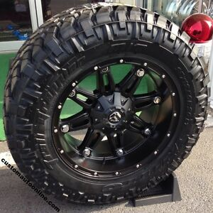 NITTO TRAIL GRAPPLERS STARTING @ 1832.00 INSTALLED PER SET