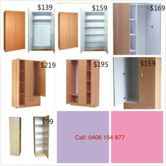 Brand new wardrobes for sale from $99 Westmead Parramatta Area Preview