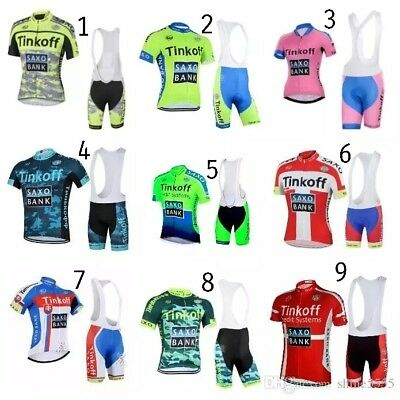 equipacion saxo bank maillot culotte mtb ciclismo triatlon btt barios modelos