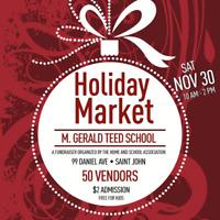 M Gerald Teed Holiday Market