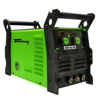 Forney 220 Acdc Tig Welder Amptrol Package