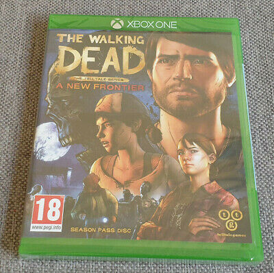 Microsoft Xbox One Game The Walking Dead A New Frontier New Sealed