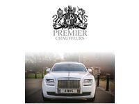 **LOWEST PRICES GUARANTEED** Rolls-Royce Wedding Prom Car Hire Limo Bentley Phantom Ghost Occasion