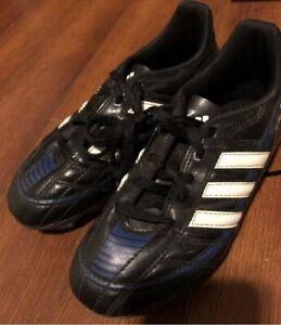 Adidas soccer cleats size 1
