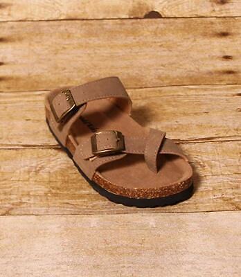 Girl's Outwoods Bork-41 Sandal - Taupe - BEST SELLER!! FREE SHIP!