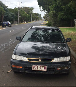 Honda Accord 1997 limited edition with rego Crib Point Mornington Peninsula Preview