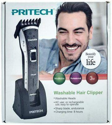 Pritech PR-1723 Afeitadora Eléctricas Para Hombre