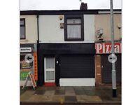 Shop To Let Ashton Under Lyne negotiate rent & rates very reasonable price