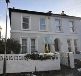 Large bright double room in gorgeous Victorian semi