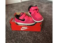Toddle Nike trainers