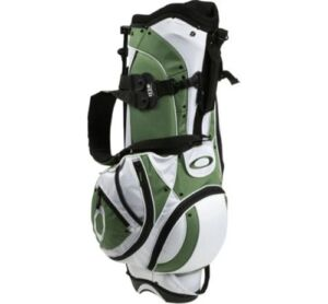 OAKLEY Banger Golf Pro Green Bag Large Case Mens Womens Rare Collectors Gift New