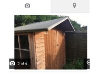 Quality new and used garden sheds delivery available